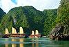 Baie d'Along (Vịnh Hạ Long) - Vietnam