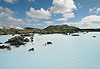 Blue Lagoon (Bláa Lónid) - Islande