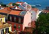 Alfama et bairro do castelo São Jorge - Lisbonne