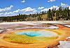 Yellowstone National Park - Parcs nationaux de l'Ouest américain