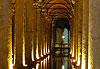 Citerne-basilique (Yerebatan Sarayı ou Yerebatan Sarnıcı)  - Istanbul