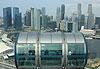 Singapore Flyer (Grande Roue) - Singapour
