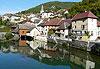 Vallée et source de la Loue - Franche-Comté