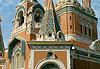 Cathédrale orthodoxe russe Saint-Nicolas - Nice
