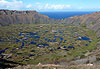 Rano Kau - Île de Pâques