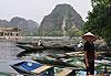 Grottes de Tam Cốc (Baie d'Along terrestre) - Vietnam