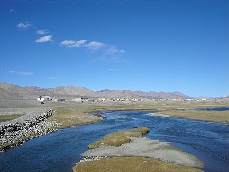 Le Tadjikistan au bord du gouffre à cause du changement climatique
