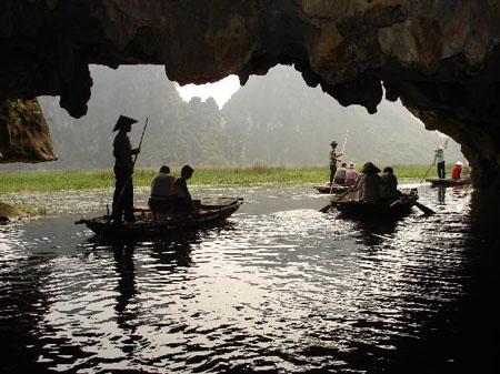 Baie d\'Halong terrestre, Hanoi, Vietnam