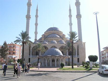 Mosquée de Manavgat