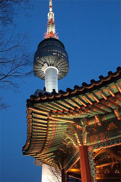السياحة العائلية دولة كوريا الجنوبية