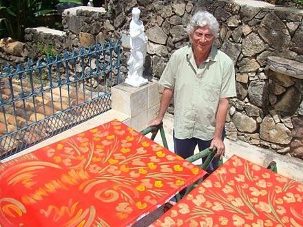 Oscar Araripe, un grand peintre brésilien