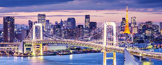 Tokyo © Sean Pavone - Shutterstock
