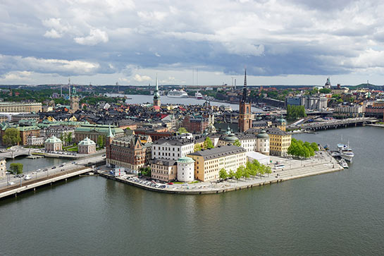 Stockholm. Philipp Meier - Flickr - CC BY-ND 2.0