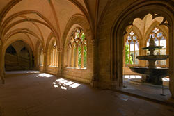 Abbaye de Maulbronn © Office National Allemand du Tourisme / Jochen Keute