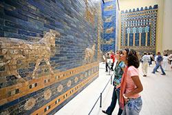 Porte d'Ishtar  © Office National Allemand du Tourisme / Hans Peter Merten
