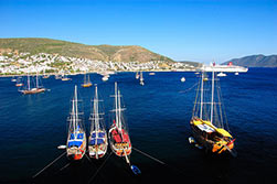 Baie de Bodrum. Ming-yen Hsu - Flickr - CC BY-ND 2.0