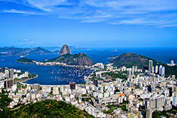 Baie de Guanabara. rafaelsoares - Flickr - CC BY-NC-SA 2.0