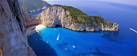 grece plage