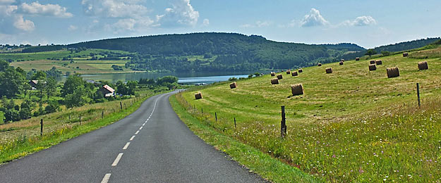 Les plus belles routes de France. Photo © crocus34pat