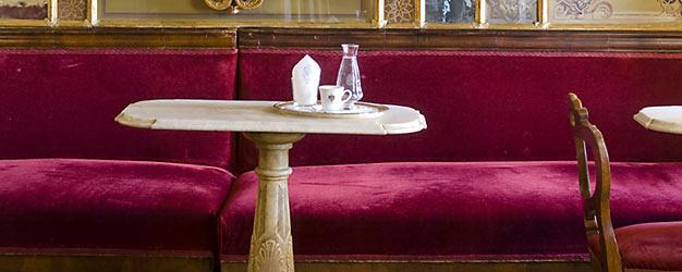 Les cafés mythiques © Caffè Florian