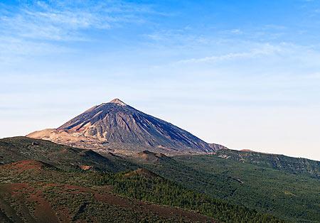 Pico del Teide © Office du tourisme de Ténérife