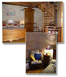 Chambres d'hôtes Ferme de Bellegarde