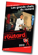 Les grands chefs du Routard
