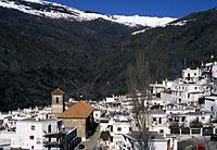 Alpujarras © Tourism Office of Andalucia