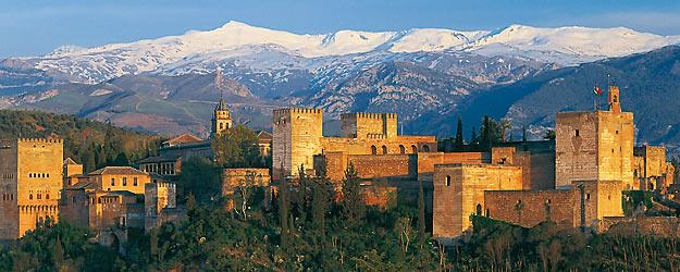 Andalousie, nos 10 coups de cœur. Photo : Grenade © Office Espagnol du Tourisme