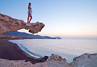 Cabo de Gata © Tourism Office of Andalucia