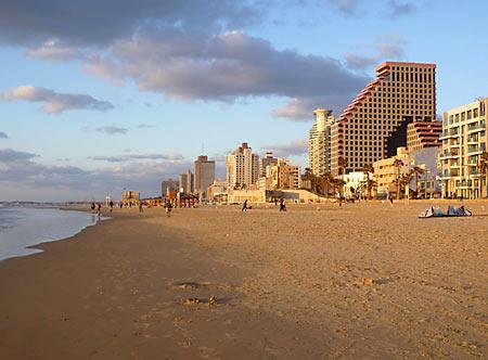 Tel Aviv © Jean-Philippe Damiani