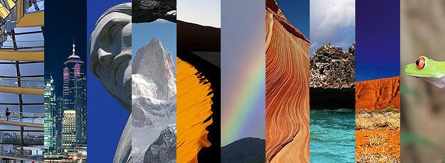 10 destinations photogéniques avec Pixmania