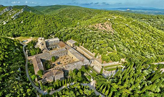 Abbaye de Fontfroide © Le Grand Narbonne