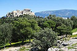 Acropole d'Athènes © Jean-Philippe Damiani