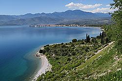Golfe de Corinthe © Jean-Philippe Damiani