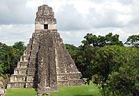 Tikal © Sylvie Bertrand