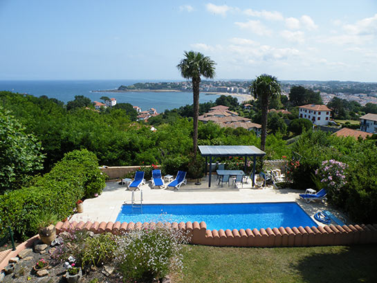 Villa Erresinolettean