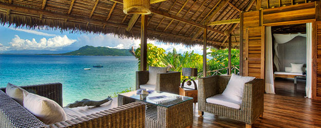 Hôtels de rêve. Photo : Tsara Komba Eco Lodge/Hotel © G.Planchenault