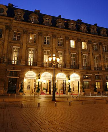 Hôtel Paris Ritz