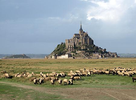 Mont-Saint-Michel © David Daguier-CG50