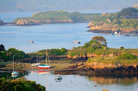 Île de Bréhat © Yannick Le Gal / CRT Bretagne