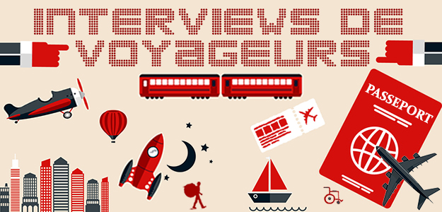Interviews de voyageurs. Illustration : © James Thew / Fotolia