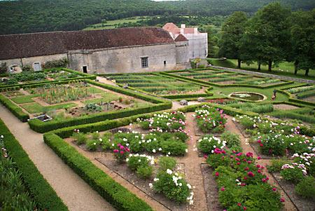 Jardins du château de Barbirey-sur-Ouche © Colas Guyonnaud