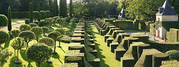 Les plus beaux jardins de france for Les jardins en france