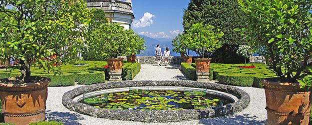 Les plus beaux jardins du monde. Photo © Bergfee - Fotolia