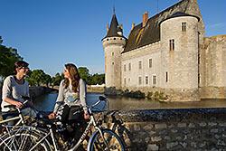 Sully-sur-Loire © P. Forget / CRT Centre Val de Loire