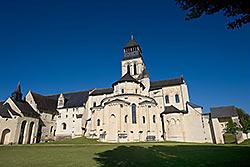 Abbaye de Fontevraud © D. Darrault
