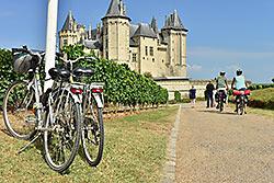 Château de Saumur © J. Damase