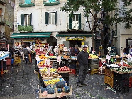 Naples © Vittorio Carlucci