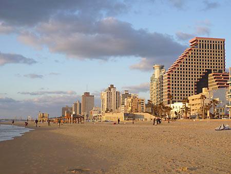 Tel-Aviv © Jean-Philippe Damiani